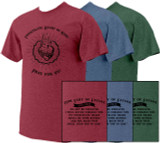 Immaculate Heart of Mary 100 Year Anniversary Heather T-Shirt