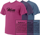 My Mom Shirt Heather T-Shirt