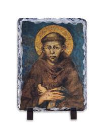 St. Francis Vertical Slate Tile