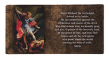 St. Michael Prayer Hi-Gloss Mini Tile
