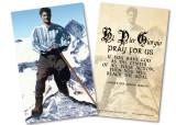 Bl. Pier Giorgio Frassati Holy Card