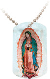 Our Lady of Guadalupe Dog Tag