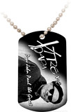 St. John Paul II Xtreme Papa Dog Tag