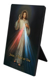 Divine Mercy Vertical Desk Plaque