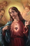 Sacred Heart of Jesus Print II