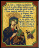 Our Lady of Perpetual Help Graphic Wall Plaque