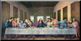 Last Supper Redone Wall Plaque