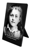 St. Therese (Child) Vertical Desk Plaque