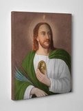 St. Jude Thaddeus Gallery Wrapped Canvas