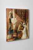 Wedding of Joseph and Mary Gallery Wrapped Canvas