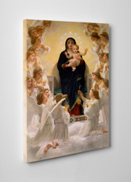Queen of Angels Gallery Wrapped Canvas