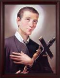 St. Gerard Majella Framed Art