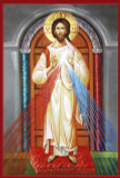 Divine Mercy Icon Wall Plaque