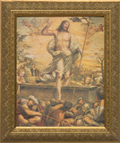 Resurrection of Christ Framed Art