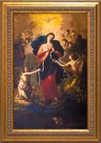 """Mary Undoer of Knots Canvas at 10"""" x 16"""" size"""