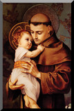 St. Anthony with Jesus