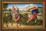 Flight Into Egypt Framed Art