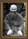 St. Maximilian Kolbe Framed Art