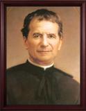 St. John Bosco Framed Art