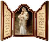 L'Innocence Triptych Plaque