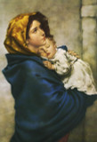 Madonna of the Streets Print