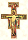 San Damiano Cross Print
