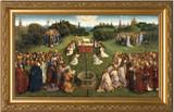 Altar of the Lamb Full Framed Art