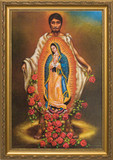 St. Juan Diego Framed Art