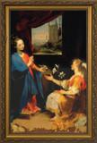 Annunciation by Barocci Framed Art