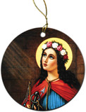 St. Philomena Ornament