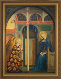 Annunciation by Panicale Framed Art
