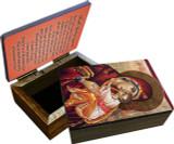 Icon of Mary Keepsake Box