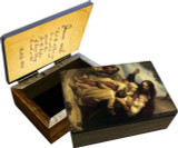 """Let the Children Come to Me"" Keepsake Box"