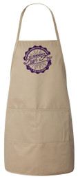 Fish Fry Apron (Natural) Personalized