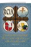 RCIA Symbols Greeting Card