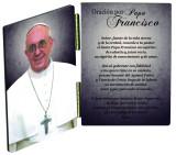 Papa Francisco Diptico Formal