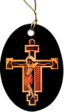 Byzantine Crucifix Ornament
