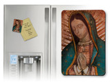 Guadalupe Bust Magnet