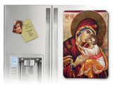 Madonna and Child Icon Magnet