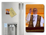 Pope Francis Giving Blessing Magnet
