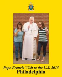 Pope Francis Philadelphia Visit 7x5 Vertical Photo Matte