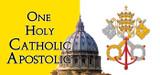 One Holy Catholic Apostolic Vatican Dome Mug