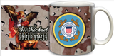 St. Michael Coast Guard Mug