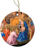 Adoration of the Magi Detail Ornament