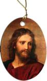 Christ at 33 Ornament