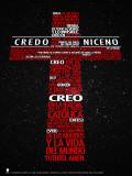 Spanish New Nicene Creed Poster