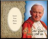 St. John Paul II  Photo Frame