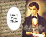 St. Dominic Savio Photo Frame