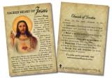 Sacred Heart Devotion Faith Explained Card - Pack of 50