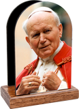 Saint John Paul the Great Table Organizer (Vertical)